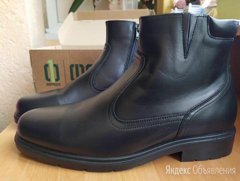 Ботинки мужские кожаные по цене 1000₽ - Ботинки, фото 0