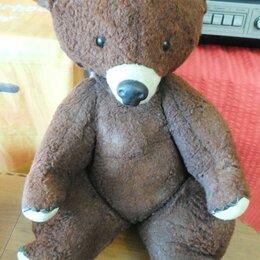 Мягкие игрушки - Советская мягкая игрушка медведь, 0