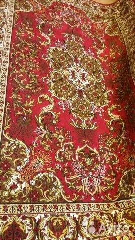 Ковер красивый шерстяной по цене 5000₽ - Ковры и ковровые дорожки, фото 0