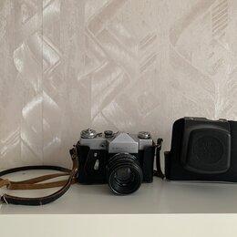Пленочные фотоаппараты - Фотоаппарат Zenit пленочный, 0