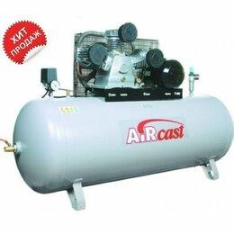 Воздушные компрессоры - Поршневой компрессор remeza сб4/ф-270.lb75, 0