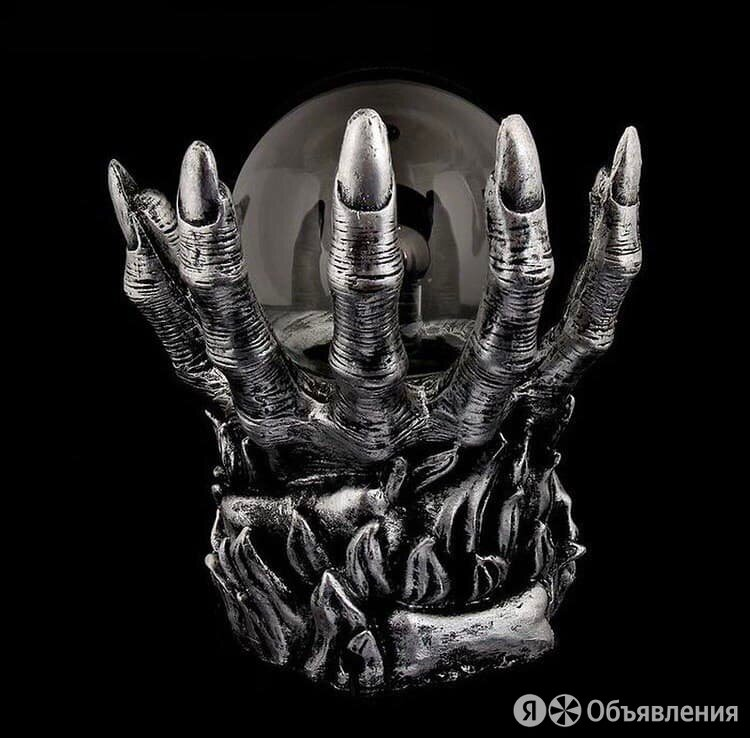 """Плазменный шар """"Рука из подземелья"""" по цене 2100₽ - Дизайн, изготовление и реставрация товаров, фото 0"""