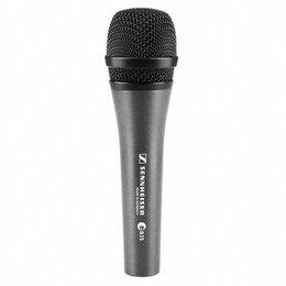 Оборудование для звукозаписывающих студий - Микрофон динамический Sennheiser E835 Доставка, 0