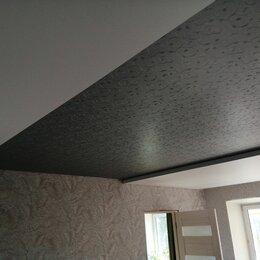 Потолки и комплектующие - Двухуровневый натяжной потолок , 0