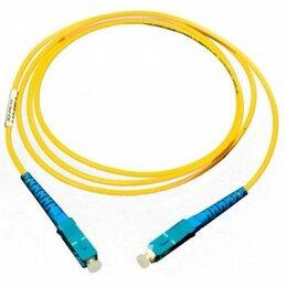 Аксессуары и запчасти для оргтехники - Симплексный оптический патч-корд TopLan PC-TOP-652-ST/U-ST/U-1.0, 0