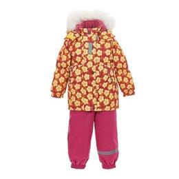 Бытовые услуги - Зимний костюм для девочки Caimano OLIVIA, 300/150 гр., 0