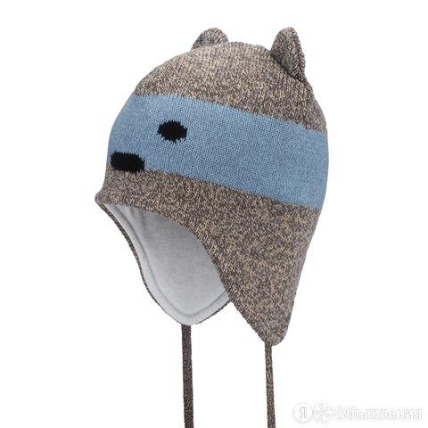 Зимняя детская шапка Satila Bearly (коричневая) по цене 622₽ - Головные уборы, фото 0