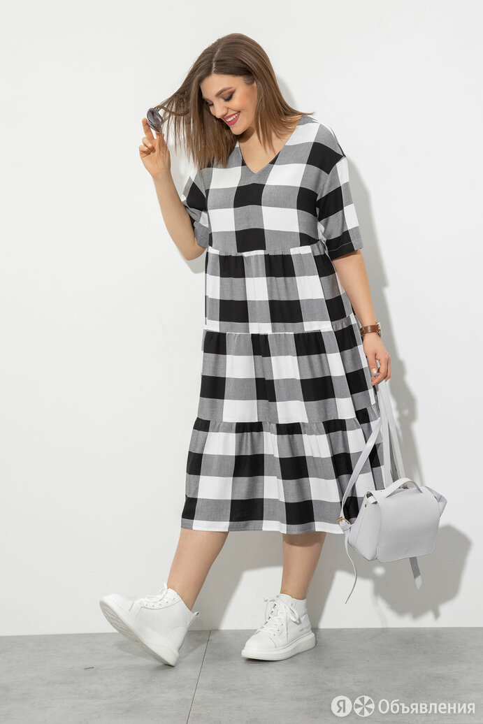 Платье 2101А JERUSI Модель: 2101А по цене 4602₽ - Платья, фото 0