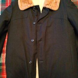 Куртки - Пальто на овчине новое, 0