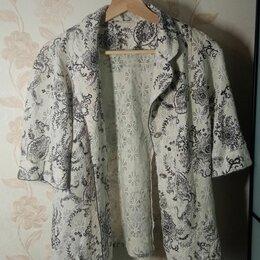 Жакеты - женских пиджак с коротким рукавом , 0