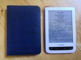 Электронные книги - Электронная книга Pocketbook 624 Wi-Fi сенсорная , 0