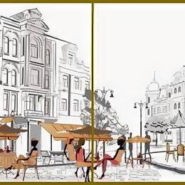 Столы и столики - Россия, Новосибирск Стол стеклянный с фотопечатью №285, 0