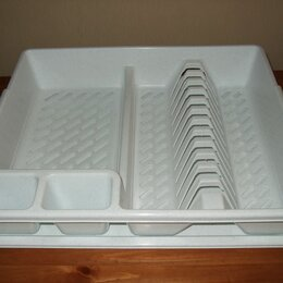 Подставки и держатели - Сушилка для посуды Curver макси 45х38х9см, 0