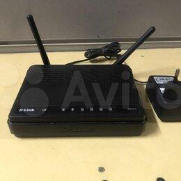 Оборудование Wi-Fi и Bluetooth - Wifi роутер D-link Dir-615, 0