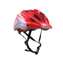 Шлемы - Шлем детский, размер M, обхват головы 52-56 см, цвет красный, 0