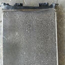 Отопление и кондиционирование  - Радиатор охлаждения на шеврале лачетти , 0