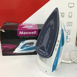 Утюги - Утюг Maxwell MW-3055B, 0