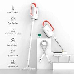 Пароочистители - Паровая швабра Xiaomi Deerma Steam Cleaner, 0