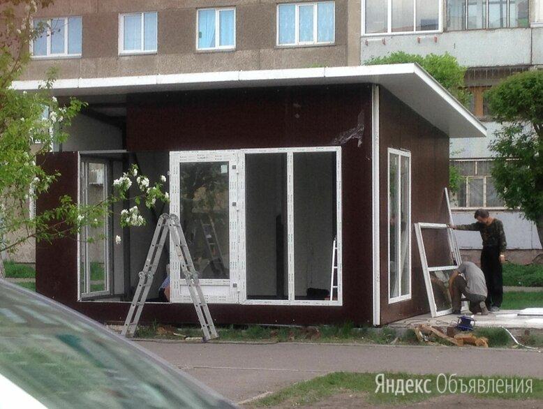 Строительство сборно-разборных павильонов по цене 25000₽ - Архитектура, строительство и ремонт, фото 0