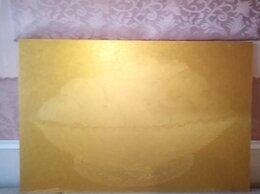 """Картины, постеры, гобелены, панно - Картина """"Большие желтые яблоки в золотой вазе"""", 0"""