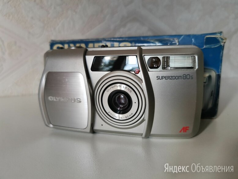 Плёночный фотоаппарат по цене 2000₽ - Пленочные фотоаппараты, фото 0