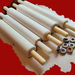 Скалки - Скалка для теста из пластика длинна - 30, диаметр - 6 см., 0