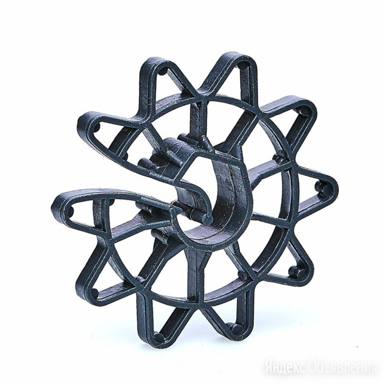 Фиксатор арматуры звездочка, конус, пробка, кубик, косточка по цене 1₽ - Уголки, кронштейны, держатели, фото 0