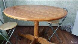 Столы и столики - Стол круглый дубовый, 0