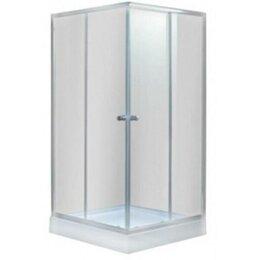 Души и душевые кабины - душ. ограждение квадрат umbria slt-90 m, 0