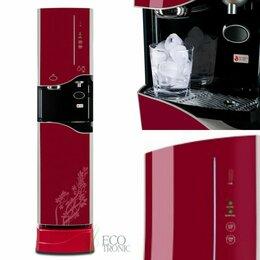 Кулеры для воды и питьевые фонтанчики - Пурифайер V80-R4LZ  со встроенным ледогенератором и системой очистки воды, 0