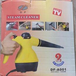 Пароочистители - Пароочиститель ручной Steam Cleaner DF-A001, 0