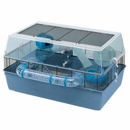 Клетки и домики  - Клетка для хомяков и мышей Duna Fun Large, 0