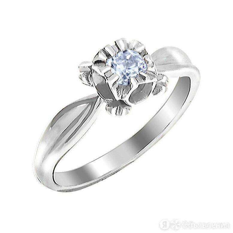 1R027568-1 Кольцо (Ag 925) (16.0) Алмаз-Холдинг по цене 885₽ - Кольца и перстни, фото 0