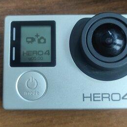 Экшн-камеры - Gopro 4 silver, 0