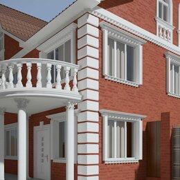 Фасадные панели - Фасадная лепнина пенопласт армирующее покрытие, 0