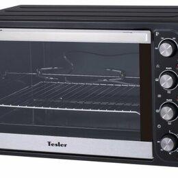 Мини-печи, ростеры - Мини-печь TESLER EOGC-8000 Black, 0