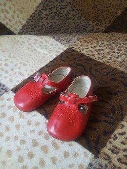 Обувь для малышей - туфли для малышки, 0