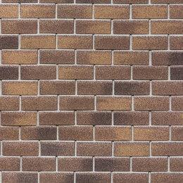 Фасадные панели - Фасадная плитка ТЕХНОНИКОЛЬ HAUBERK Кирпич Бельгийский, 0
