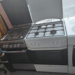 Плиты и варочные панели - Плита Gorenje G 61220 DW белая газовая, 0