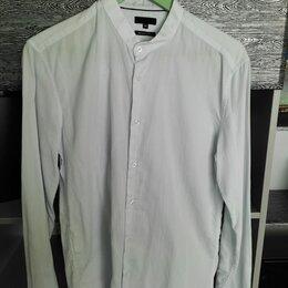 Рубашки - Рубашка мужская белая, 0