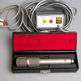 Оборудование для звукозаписывающих студий - Микрофон Neumann SM69FET, 0