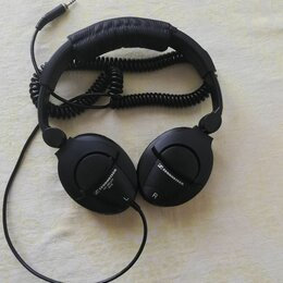 Оборудование для звукозаписывающих студий - Студийные мониторные наушники Sennheiser HD 280pro, 0