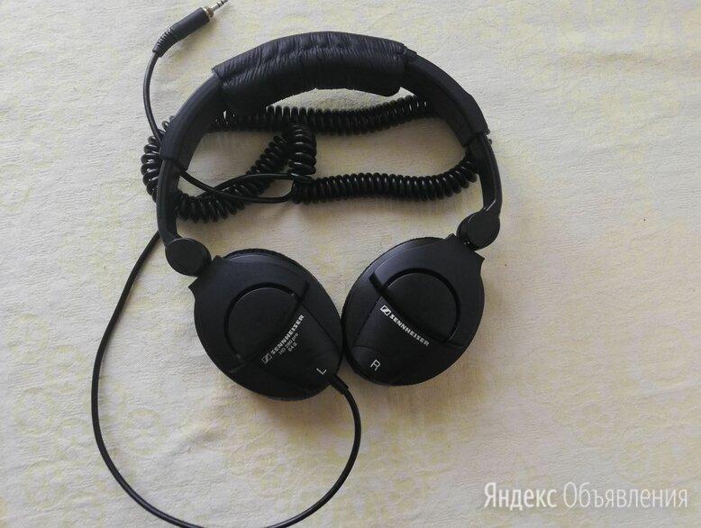 Студийные мониторные наушники Sennheiser HD 280pro по цене 4000₽ - Оборудование для звукозаписывающих студий, фото 0