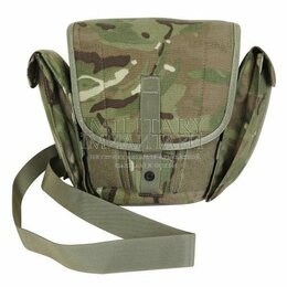Подсумки - Cумка британской армии противогазная MTP Field Pack новая оригинал, 0