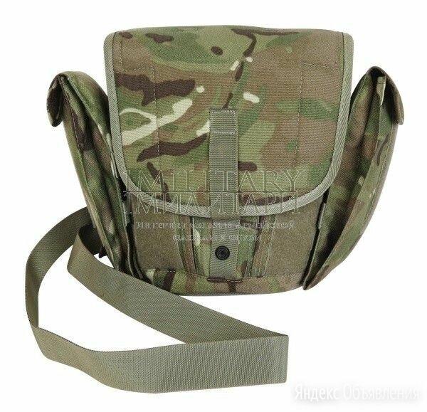 Cумка британской армии противогазная MTP Field Pack новая оригинал по цене 4500₽ - Подсумки, фото 0