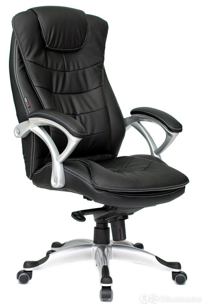 Кресло Patrick Black (до 250 кг) по цене 23900₽ - Компьютерные и письменные столы, фото 0