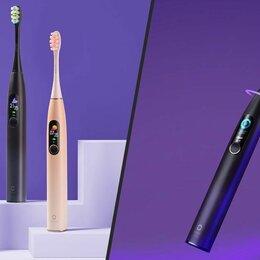 Электрические зубные щетки - Электрическая зубная щетка Oclean X Pro, 0