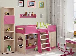 Шкафы, стенки, гарнитуры - Детская комната ЛегкоМаркет Легенда №2, 0