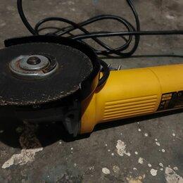 Наборы электроинструмента - Болгарка деволт dwe4115, 0