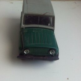 Машинки и техника - Модель УАЗ, 0